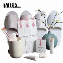 YRF Personalized Hotel Supplies Amenities Sets