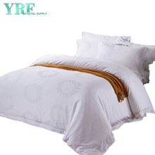 Comfortable Deluxe 600 Thread Count Durable Cotton Hotel Line Bedding For Resort