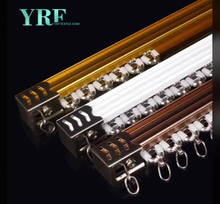 Guangzhou Foshan Factory Supply Bay Window Curtain Track For YRF