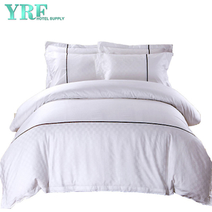 Cheap Soft King Resort Jacquard Soft Hotel Cotton Bedding
