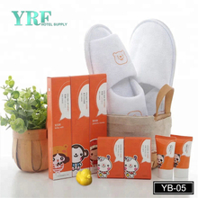 YRF Professional Factory Supply Various Hotel Amenities Sets
