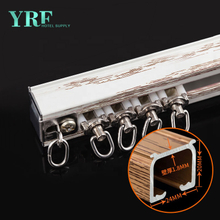 Guangzhou Foshan Heavy Duty Curtain Track Bay Window For Dorm