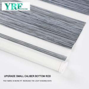 High Quality Window Fabric Germany Zebra Roller Blinds