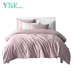 5 Star Hotel 4PCS King Size Soft Hotel Bedding