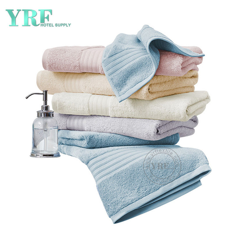 China Suppliers Good Quality 100% Pure Cotton 5 Star Hotel Hand Towel Folding