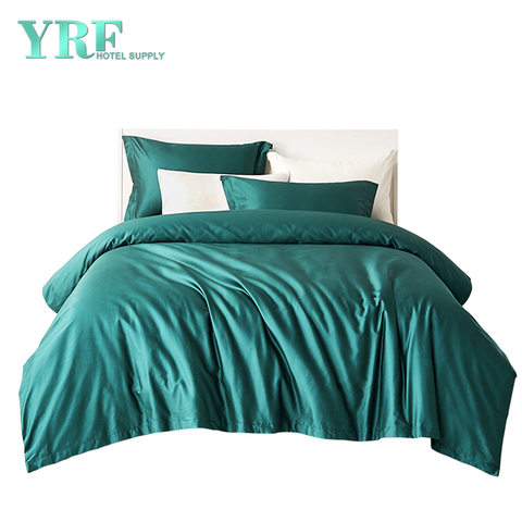 Cal King Size 4PCS Softest Luxurious 1000t Green Hotel Bedding