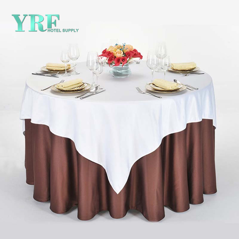 YRF Wholesale Table Cloth Round Cheap Polyester Birthday