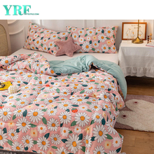 Apartment Comforter Set Cotton Comfortable Spring For Twin Bed