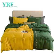Bed Sheets 3 Piece Single Bed Hypoallergenic Solid Color For Apartment