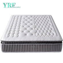 5 Star Hotel 3D breathable Mattress Pressure Relief Washable Single Bed