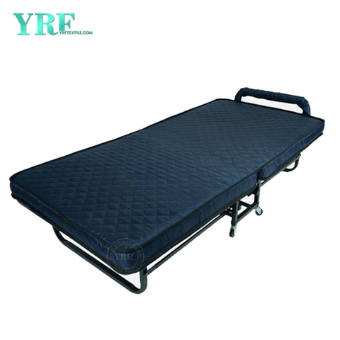 Dorm Spare Portable Folding Bed Memory Foam Mattress Portable Twin
