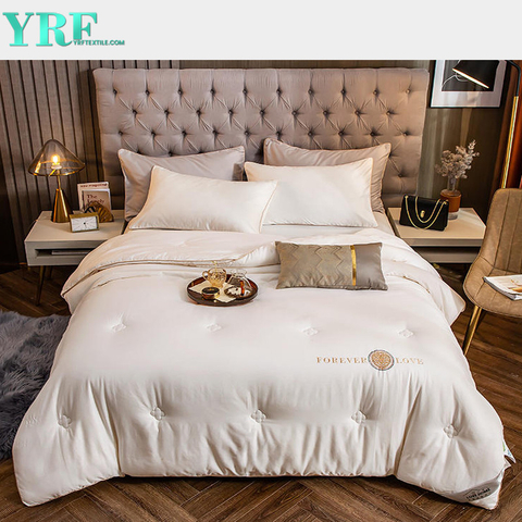 Cheap Price Five Star Hotel Cotton Duvet Quilt Ultra-Soft For Autumn